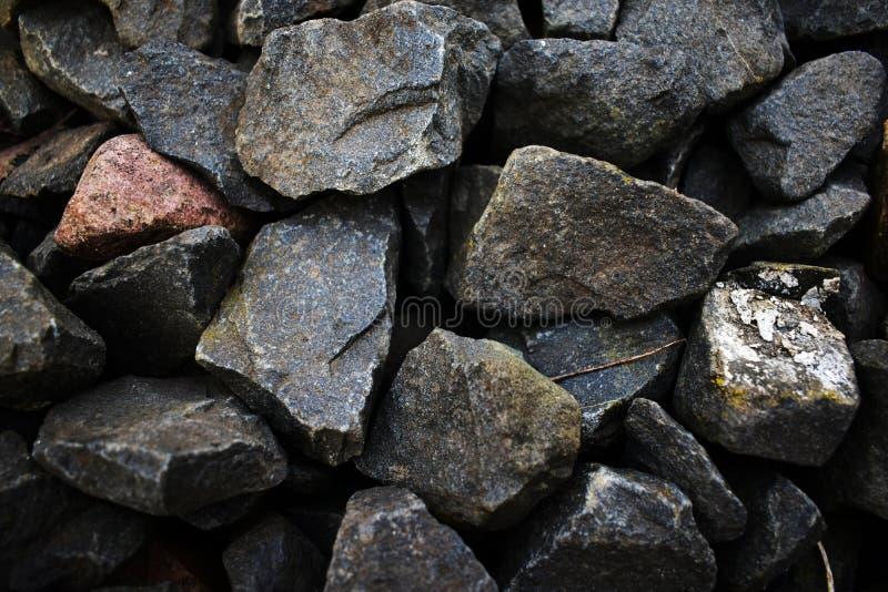 Steine stock image