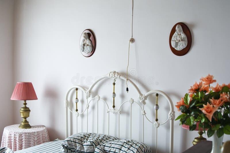 Bed-top detail stock photos
