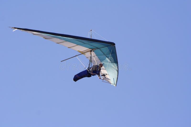 Bedeutungssegelflugzeug lizenzfreie stockfotos