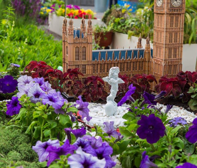 Bedflowers fotografie stock libere da diritti