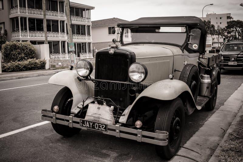 Bedford BNW fotografia de stock