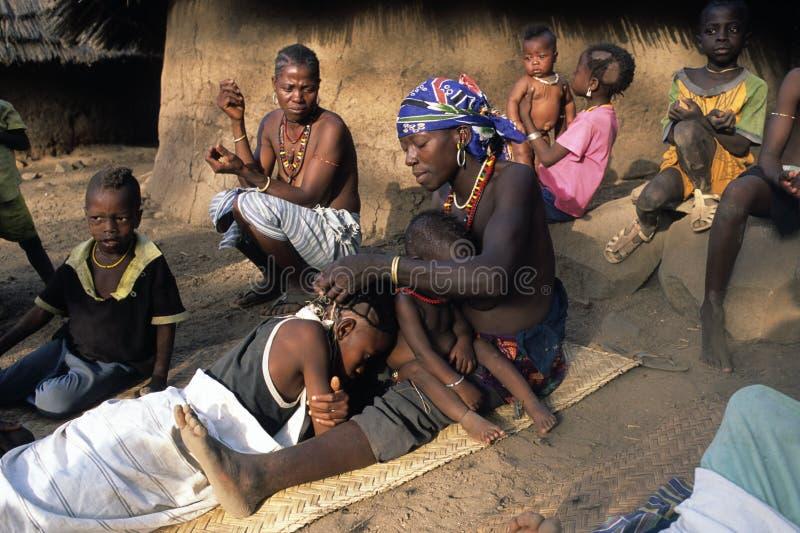 BEDIKS - Senegal lizenzfreie stockfotos
