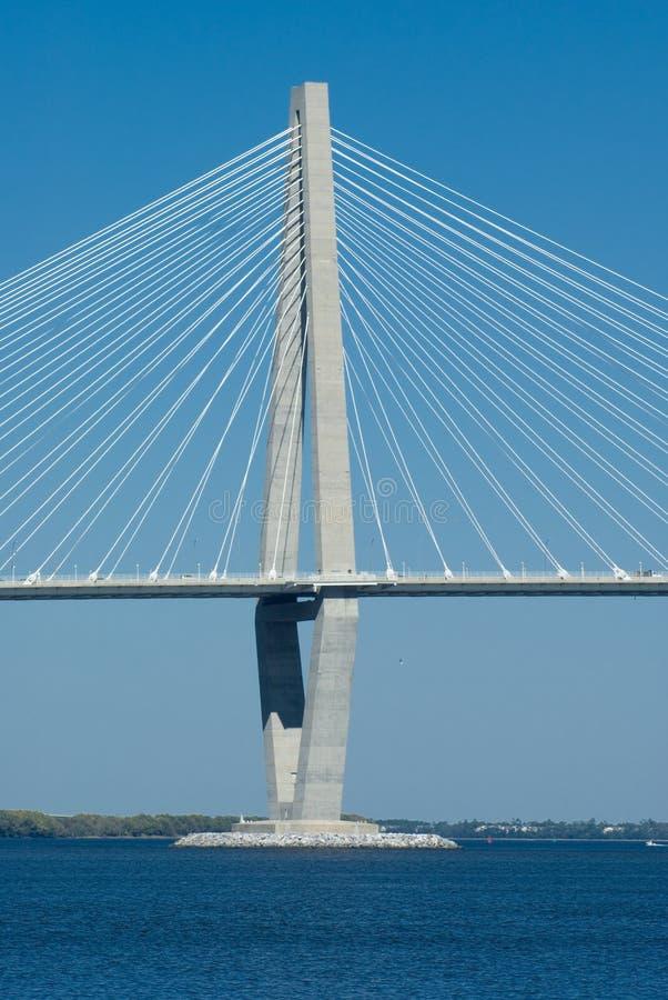 bednarz bridżowa rzeka obraz royalty free