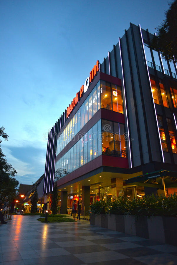 Free Bedok Point, Singapore Stock Image - 30923641