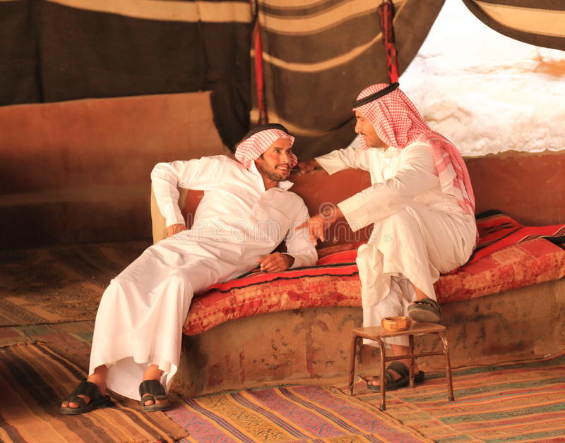 bedouin immagine stock libera da diritti