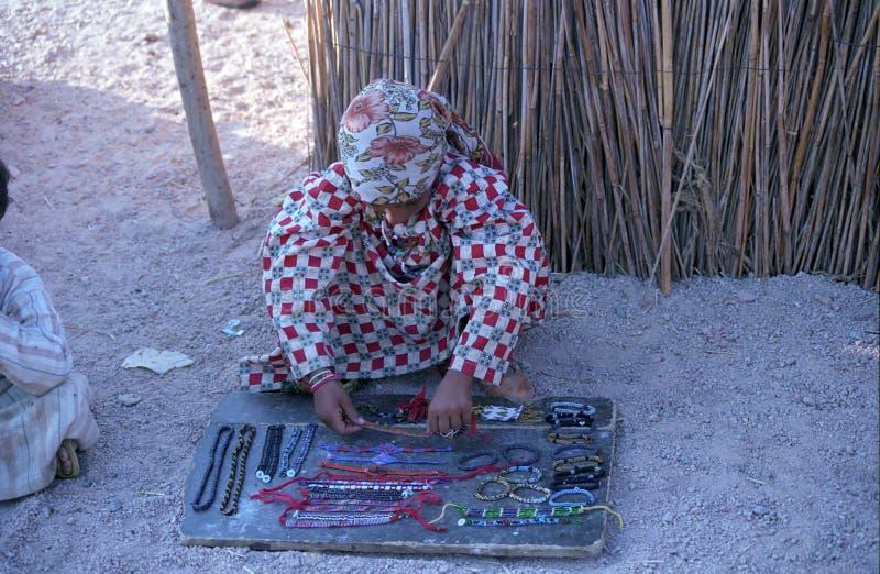 Download Bedouin Girl, Estern Desert, Egypt Editorial Stock Image - Image: 16316769