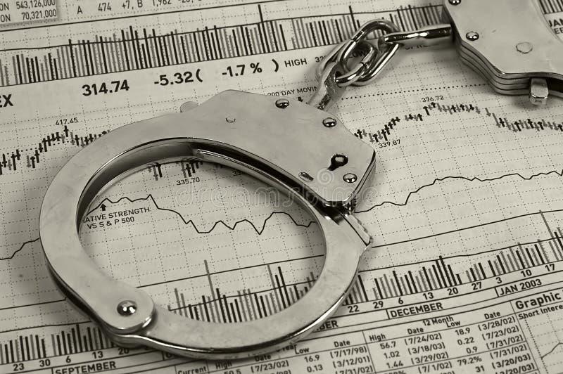 bedrägeriinvestering arkivbild