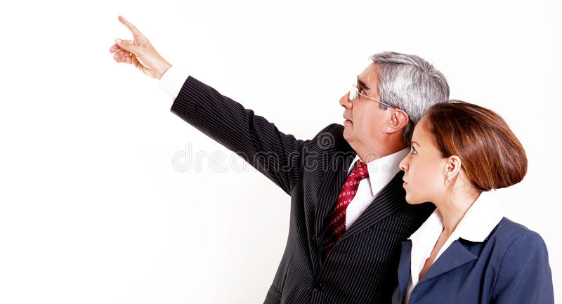 Bedrijfs beeld royalty-vrije stock afbeelding
