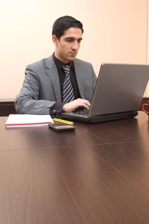 Bedrijfs bureau stock fotografie