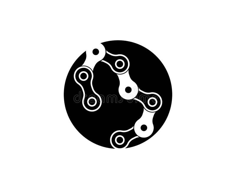 Bedrijfs collectief abstract eenheids vectorembleem royalty-vrije illustratie