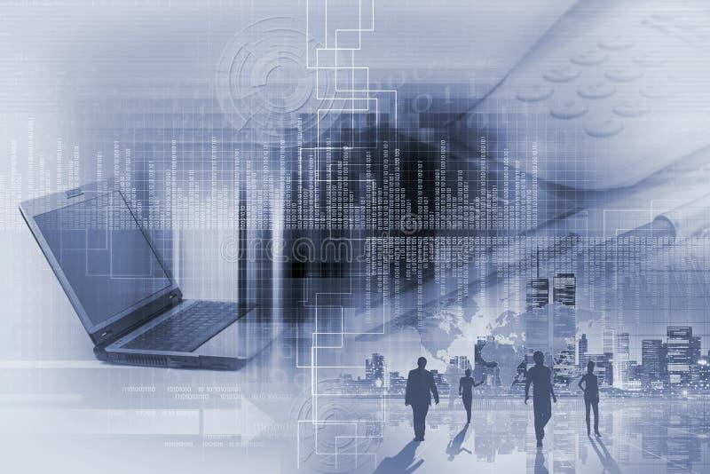 Bedrijfs concept stock illustratie