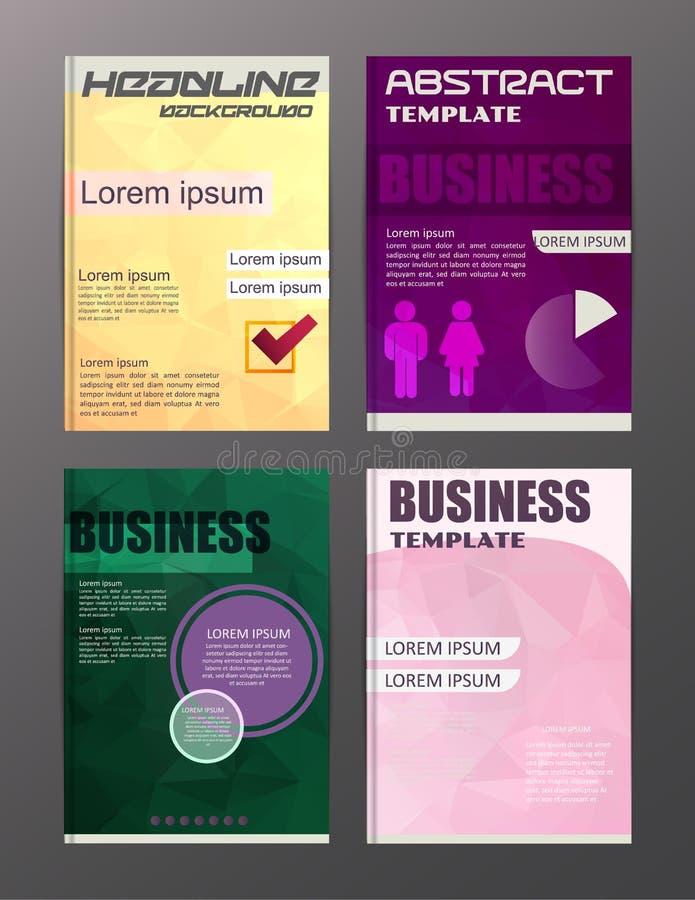 Bedrijfs en de technologiepictogrammen van het vliegerontwerp, creatief malplaatje D stock illustratie