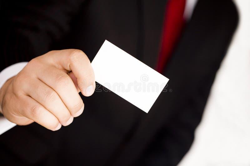 Bedrijfs handen stock foto