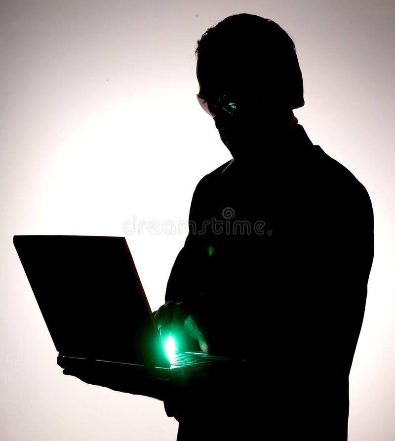 Download Bedrijfs Houwer stock afbeelding. Afbeelding bestaande uit werknemer - 284099