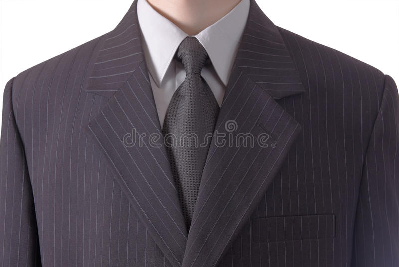 Bedrijfs kleding royalty-vrije stock afbeeldingen