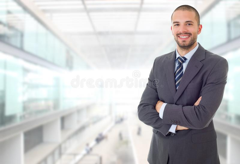 Bedrijfs mens royalty-vrije stock afbeeldingen