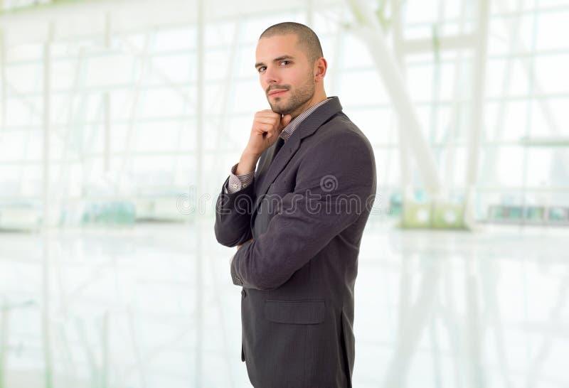 Bedrijfs mens royalty-vrije stock foto