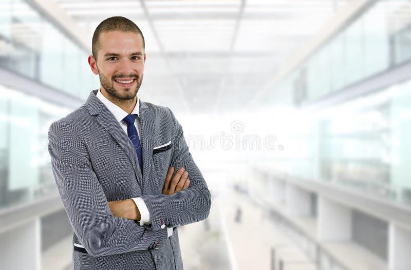Bedrijfs mens royalty-vrije stock fotografie