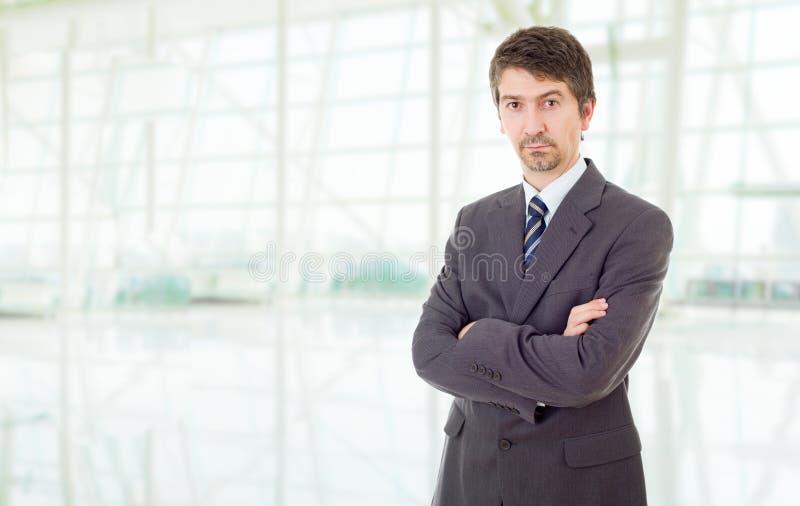 Bedrijfs mens stock foto's