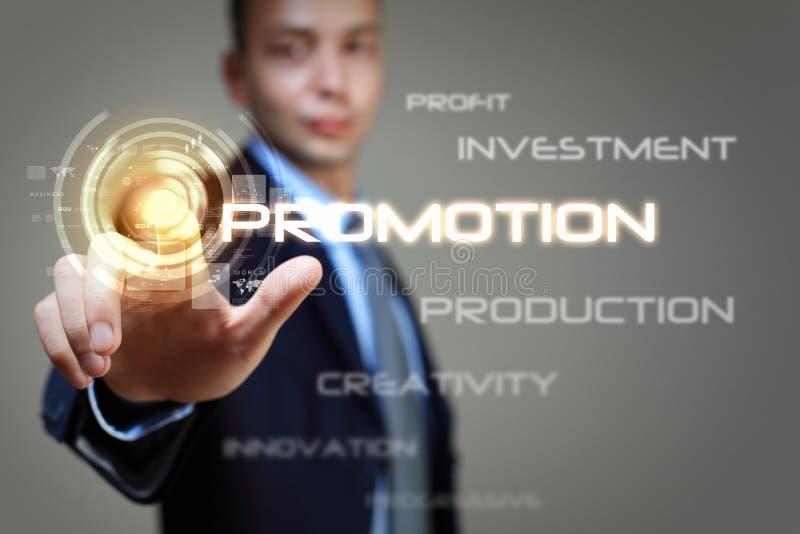 Download Bedrijfs Mens Wat Betreft Vertoning Stock Afbeelding - Afbeelding bestaande uit collectief, connectiviteit: 29511349
