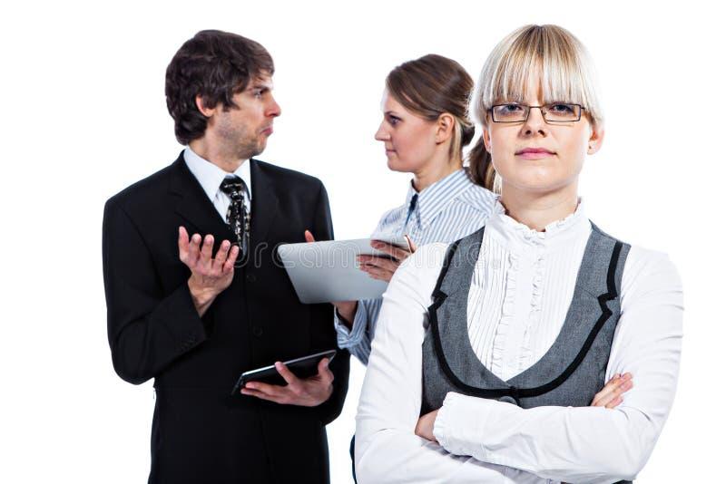 Download Bedrijfs mensen stock afbeelding. Afbeelding bestaande uit bedrijf - 29500819