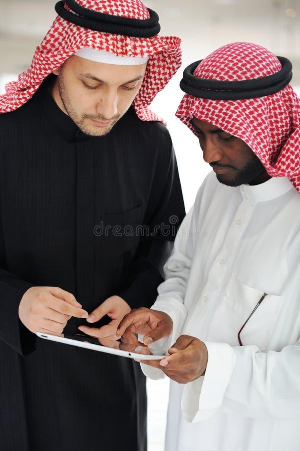 Bedrijfs mensen die het werk plannen stock foto's