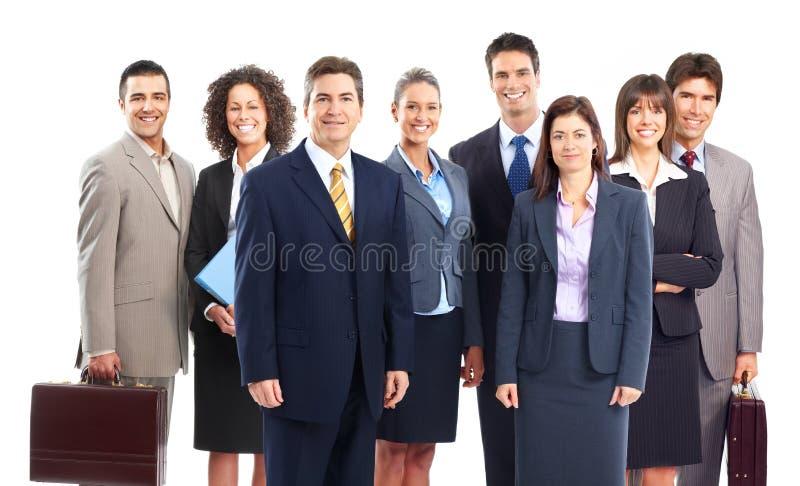 Bedrijfs mensenteam royalty-vrije stock foto's