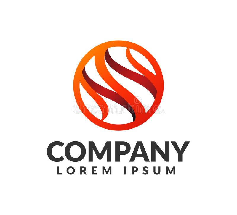 Bedrijfs pictogram Collectief bedrijf, financiën, unie, collectief, bedrijfsembleem Digitaal Web, Snelheid, Marketing, Netwerkpic stock foto