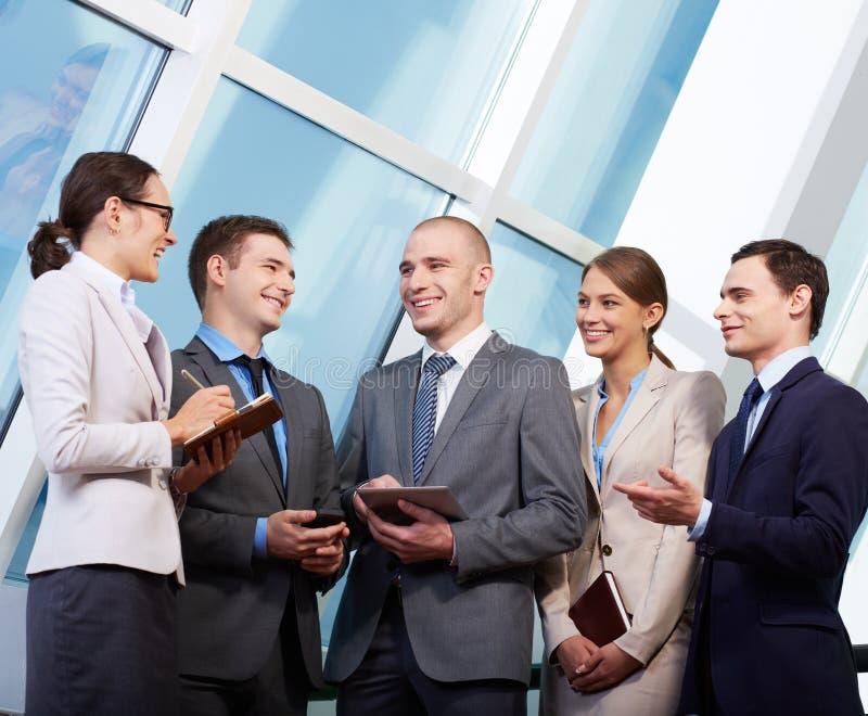 Bedrijfs planning stock afbeelding