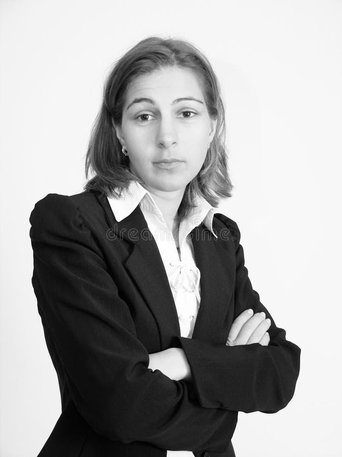 Bedrijfs Portret Royalty-vrije Stock Afbeelding
