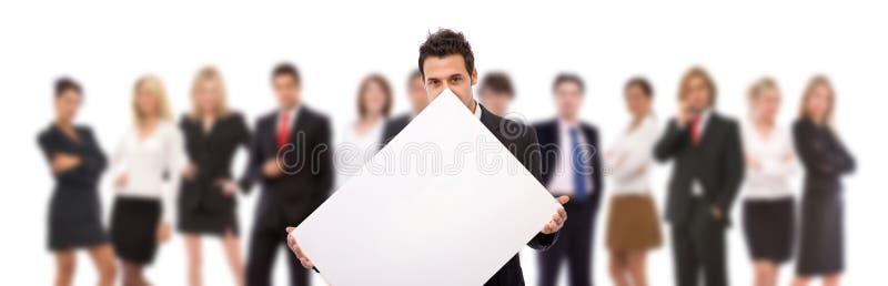 Bedrijfs presentatie royalty-vrije stock fotografie