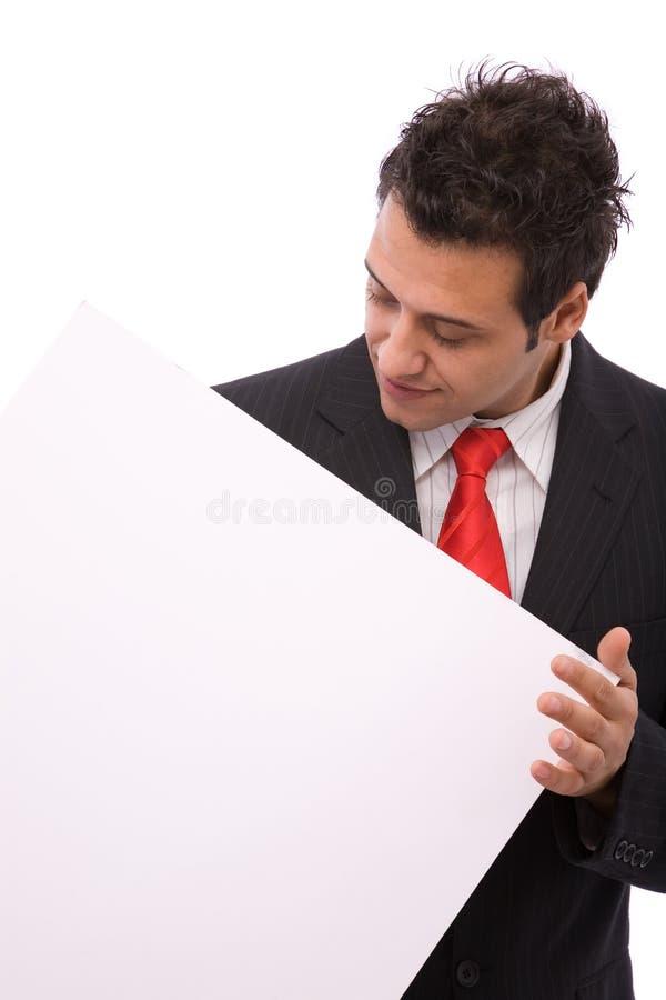 Bedrijfs presentatie stock foto