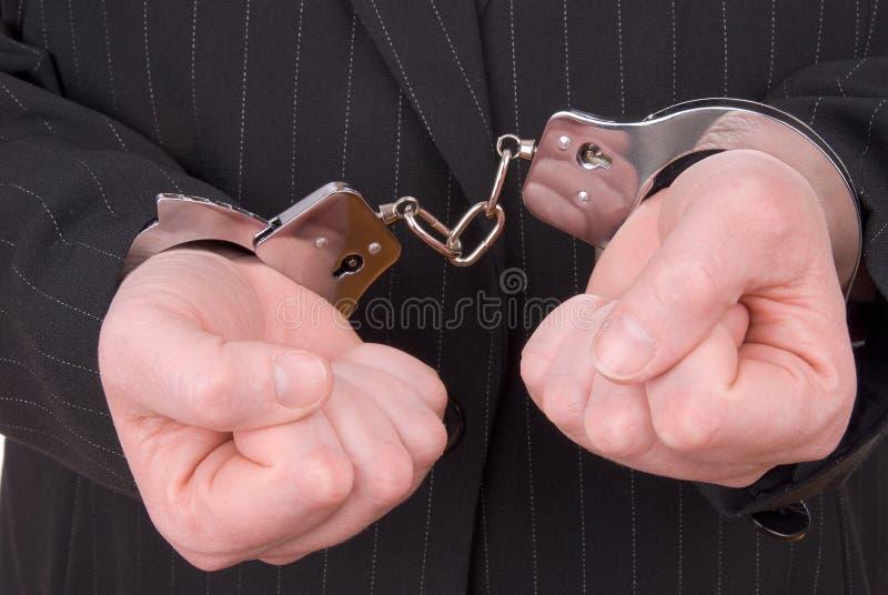 Bedrijfs rechtvaardigheid stock foto