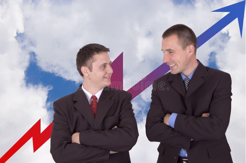 Bedrijfs regels stock foto's