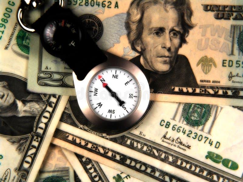 Bedrijfs Richting royalty-vrije stock afbeelding