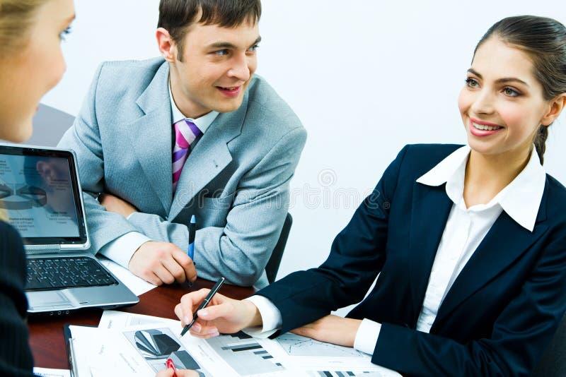 Bedrijfs strategie royalty-vrije stock foto