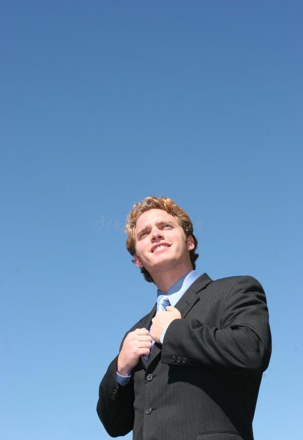 Bedrijfs succes stock foto's