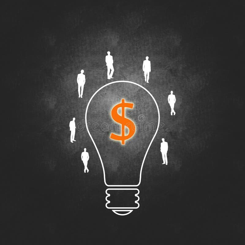 Download Bedrijfs Succes En Het Beheersproces Stock Illustratie - Illustratie bestaande uit implementatie, uitdaging: 29513770