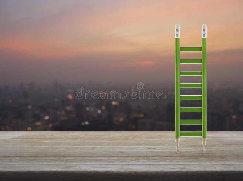 Bedrijfs succesconcept royalty-vrije illustratie