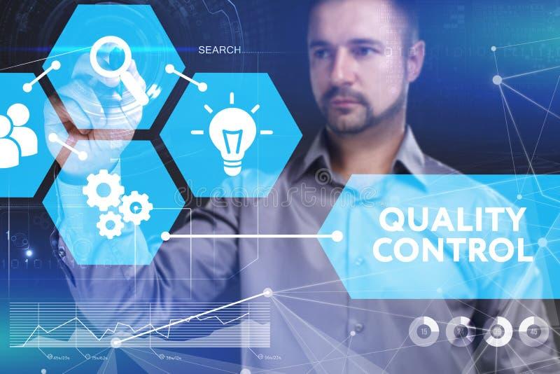 Bedrijfs, Technologie, van Internet en van het netwerk concept Jonge busine stock afbeeldingen