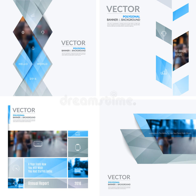 Bedrijfs vectorontwerpelementen voor grafische lay-out modern stock illustratie