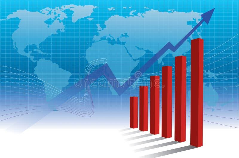 Bedrijfs voordeel vector illustratie