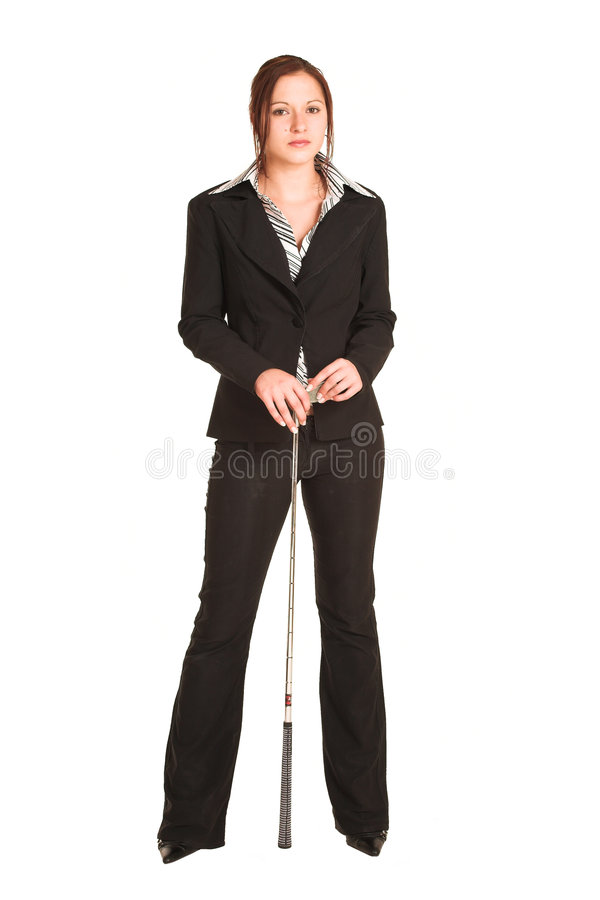 Bedrijfs Vrouw #339 stock fotografie