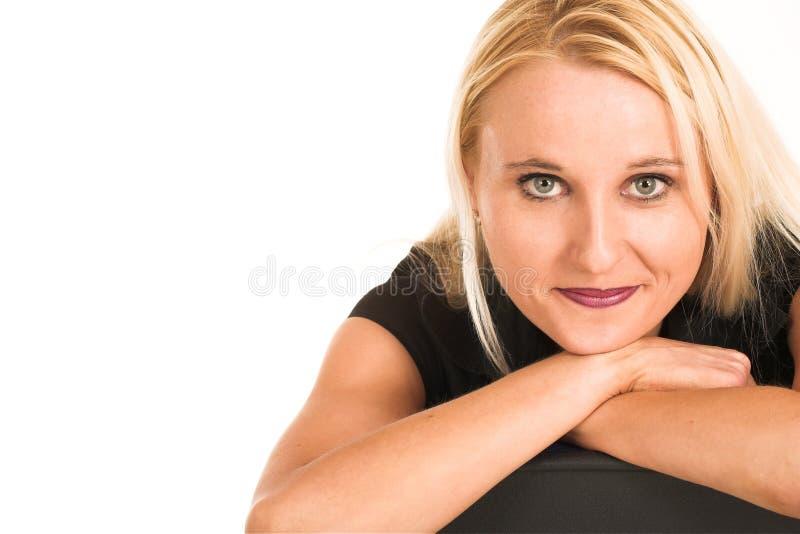 Bedrijfs Vrouw #379 royalty-vrije stock fotografie