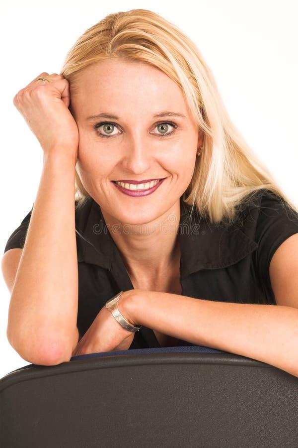 Bedrijfs Vrouw #381 royalty-vrije stock afbeeldingen
