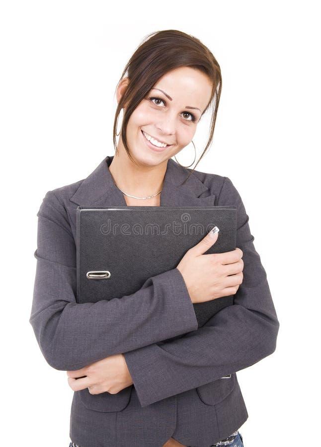 Bedrijfsvrouw stock fotografie