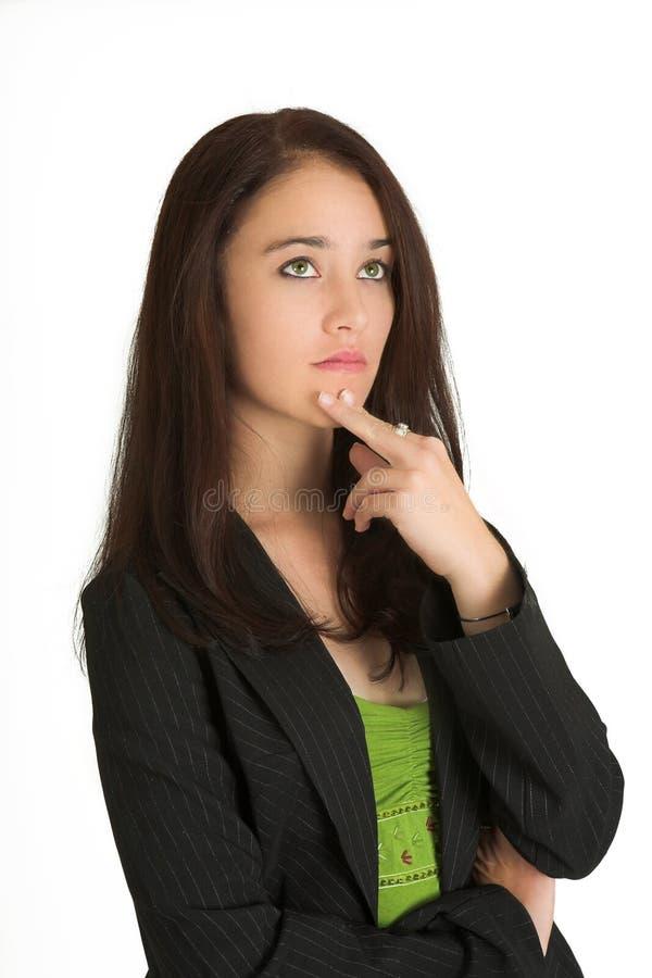 Bedrijfs Vrouw #522 stock foto's