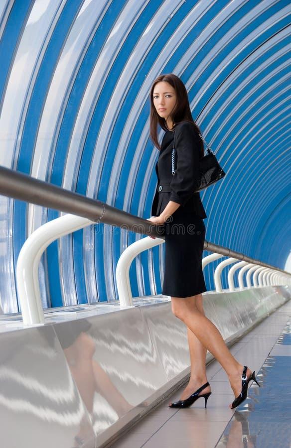 Bedrijfs vrouw royalty-vrije stock foto