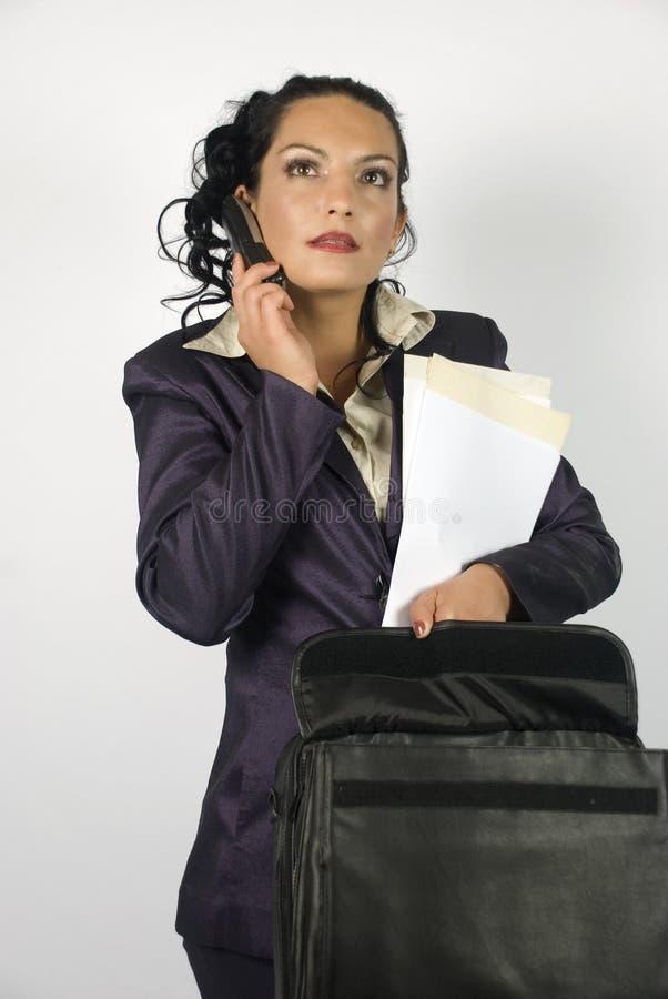 Bedrijfs vrouwen stock foto's