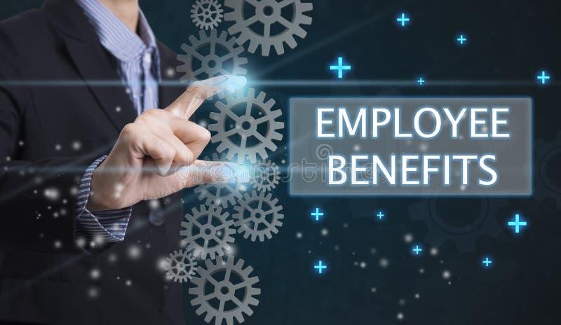 Bedrijfsaanbiedings positief concept zoals winst, persoonlijke voordelen, stock foto